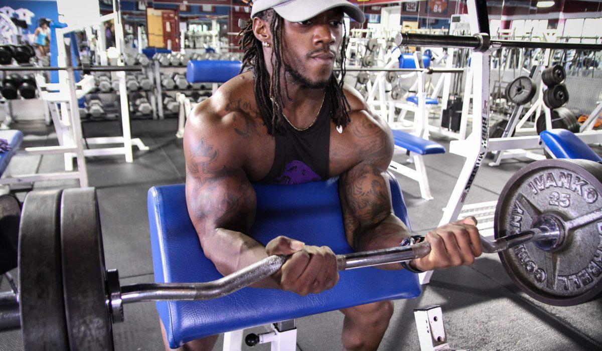 CREATURE - Cro Biceps